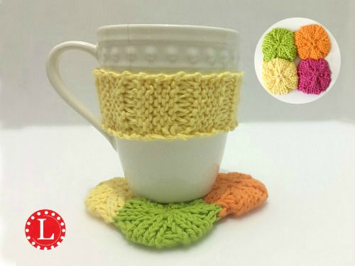 Cup Cozy On Any Loom Pattern Video Loomahat