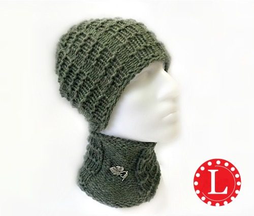 Loom Knit Brimless Hat Pattern Video Loomahat Com